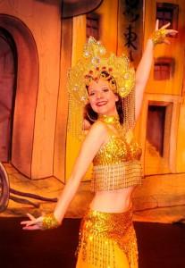 NewportAladdin at Medina TheatreSlave of the Ring Katherine Mansi