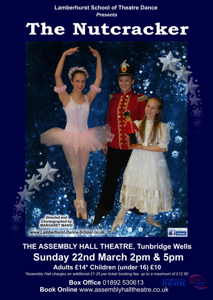 The Nutcracker leaflet small